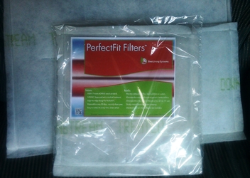 "GT3000 MERV7 Filters - 7"" x 7"" (4 pack) 1 yr supply"